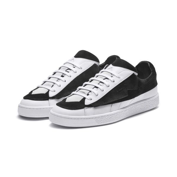 Image 2 of PUMA x KARL LAGERFELD Suede Classic Sneakers 5fd8bda7f