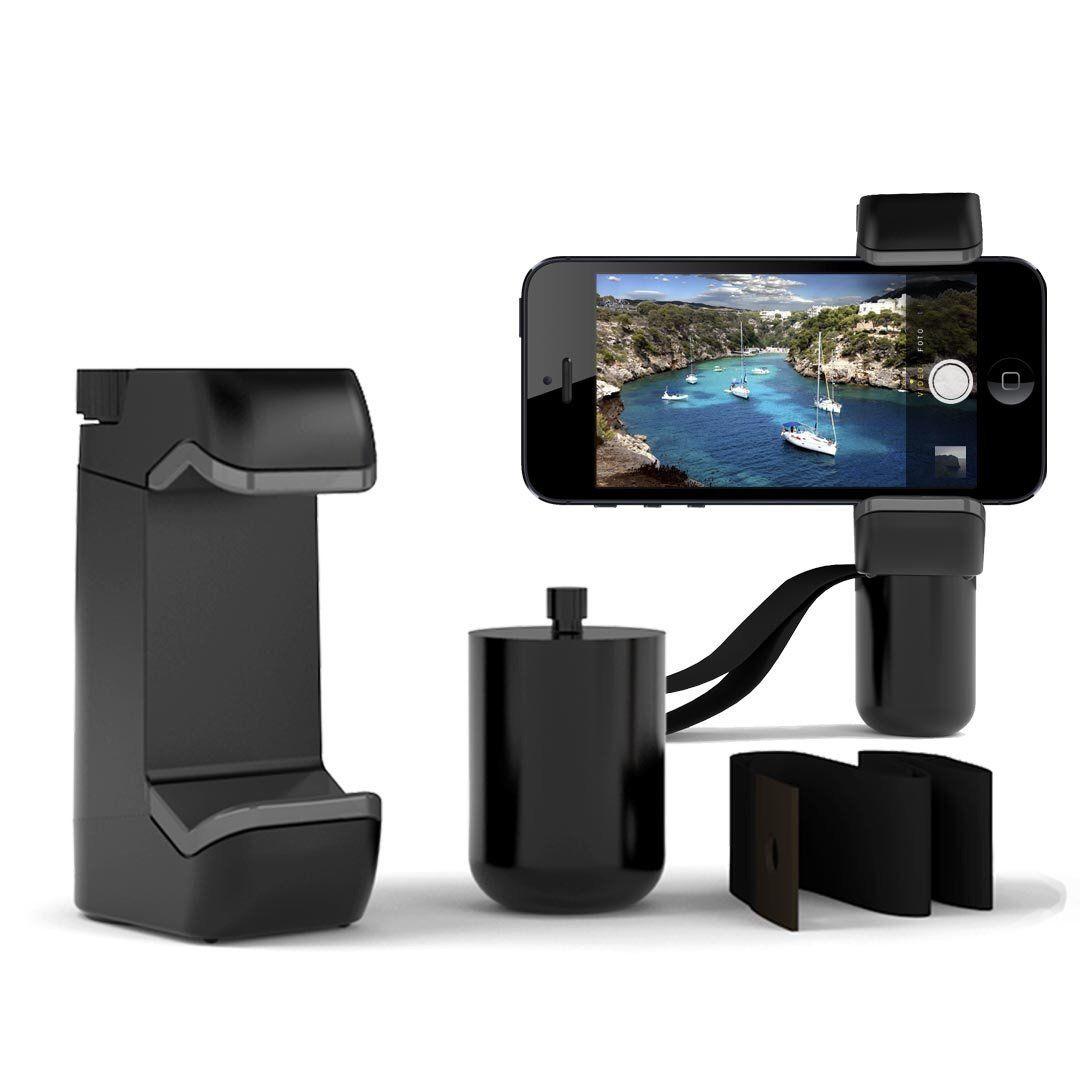 Amazon Com Shoulderpod S1 Professional Smartphone Rig Tripod