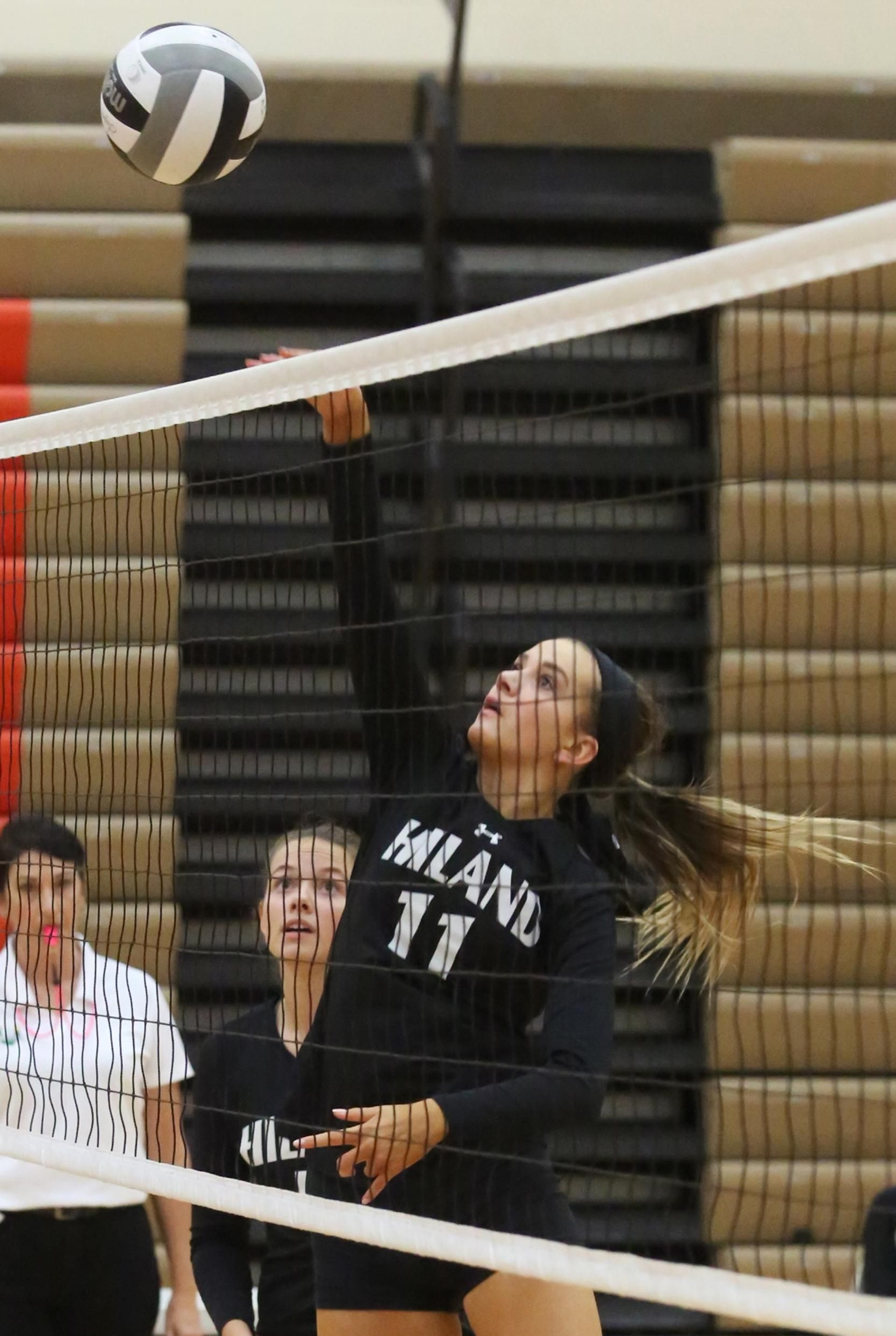 Hs Sports Highlights Hiland Picks Up Ivc Volleyball Win Over Claymont Sports Highlights Hs Sports Volleyball
