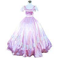 steampunk®light lila Bürgerkrieg südliches Schönheit-Ballkleid-Kleid viktorianischen Kleid Partykleid