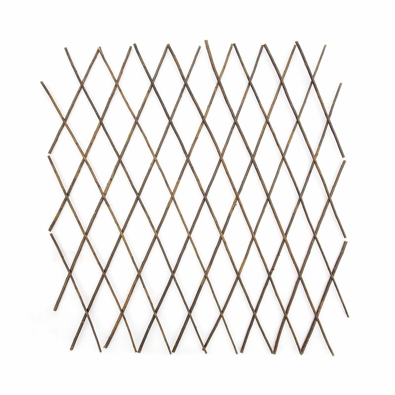 Lattice Makers 1800 X 900mm Willow Expanding Trellis Expanding Trellis Trellis Lattice