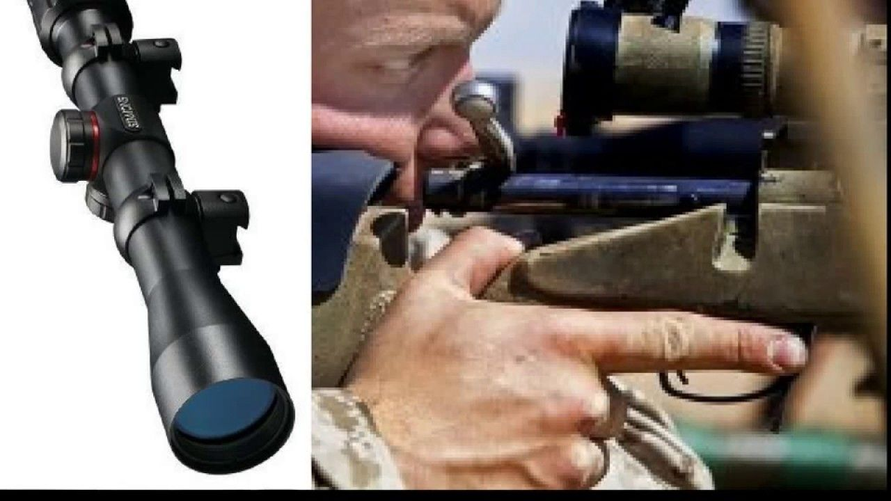 Pin On Rifle Optics World