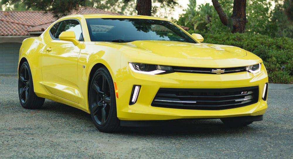 Carscoops Breaking Car News Scoops Reviews Chevrolet Camaro
