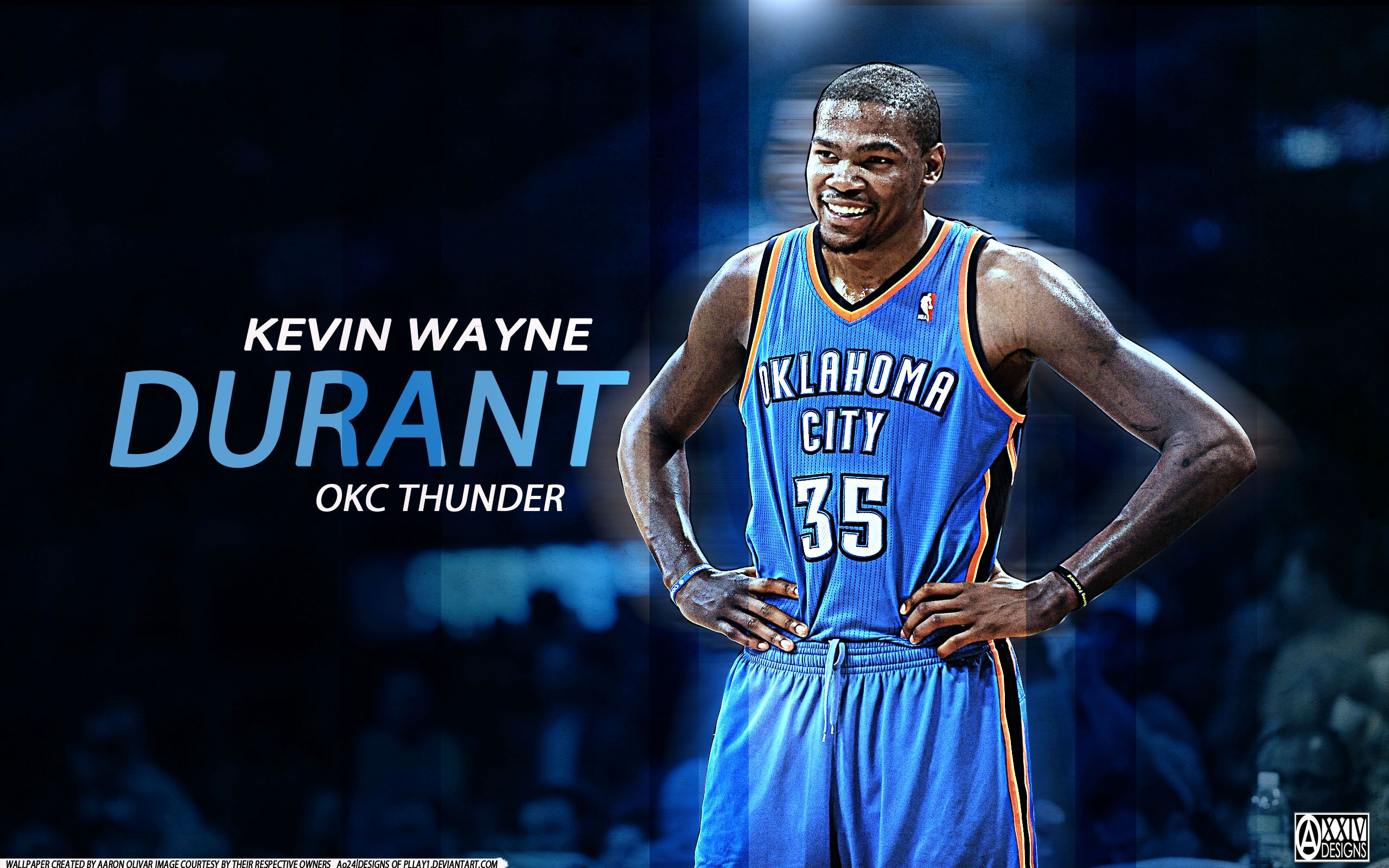 Kevin Durant HD Wallpaper  Basketball Wallpapers HD