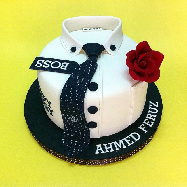 D Shirt Cake Für Männer Pinterest Shirt Cake Cake And Fondant - Birthday cake shirt