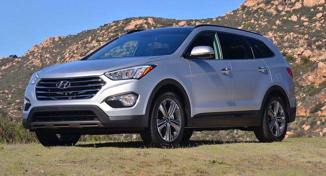 2014 Santa Fe Hyundai Santa Fe Car Dealership Hyundai