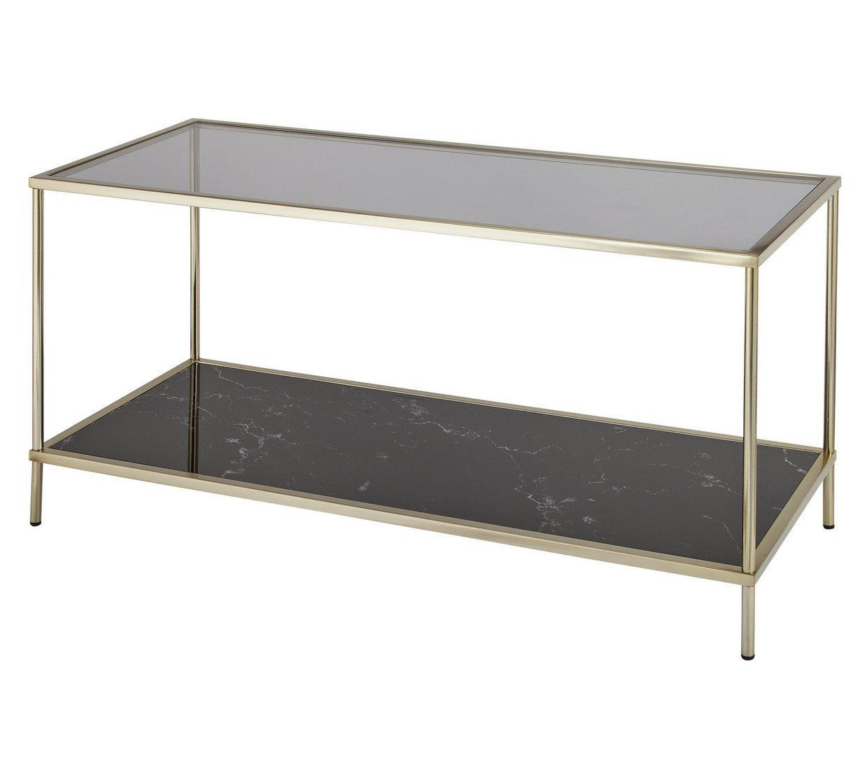 Argos Home Midnight Once Coffee Table Bronze