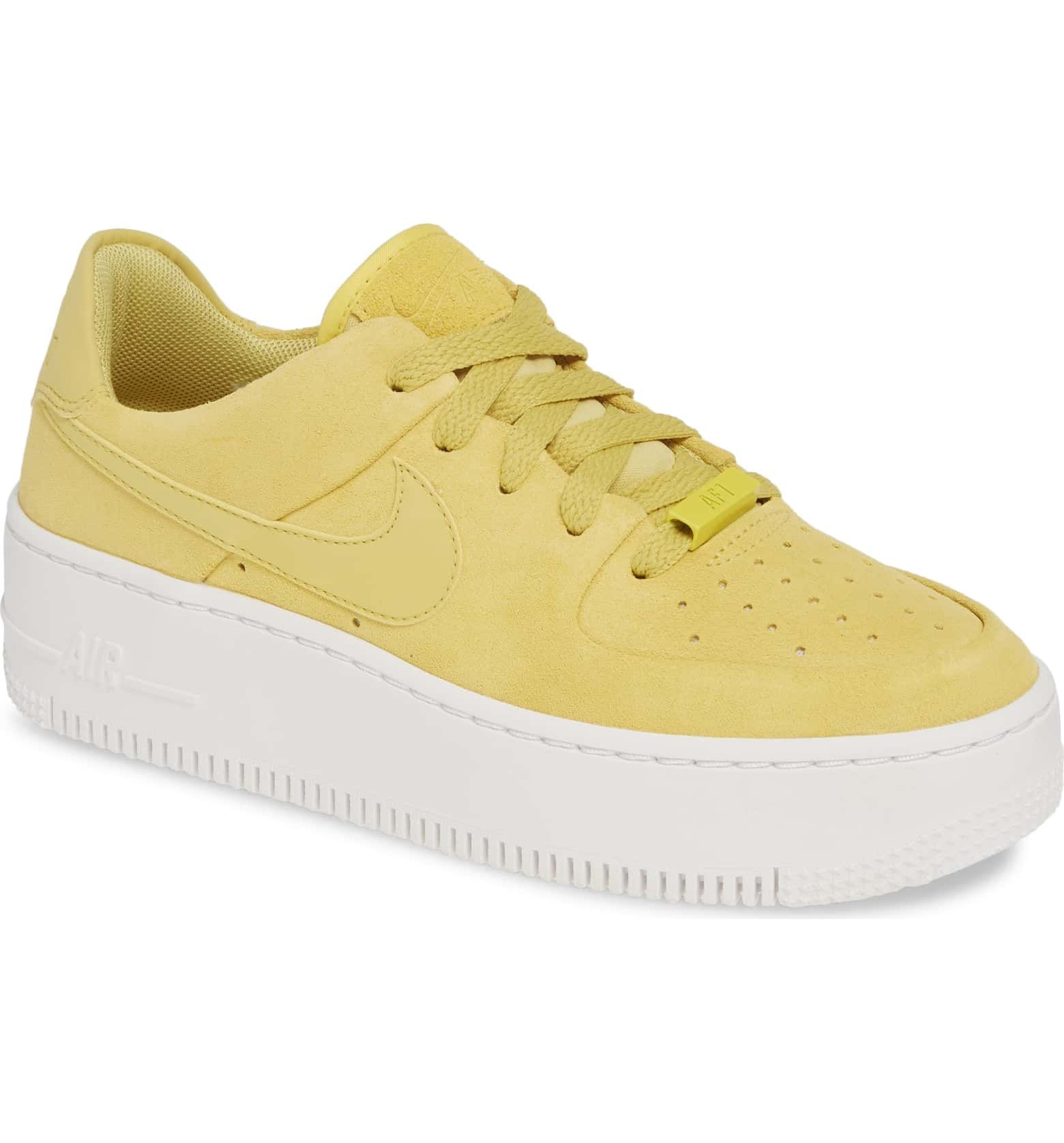 Nike Sportswear Shoes Air Force 1 Sage Low CeleryCeleryWhite
