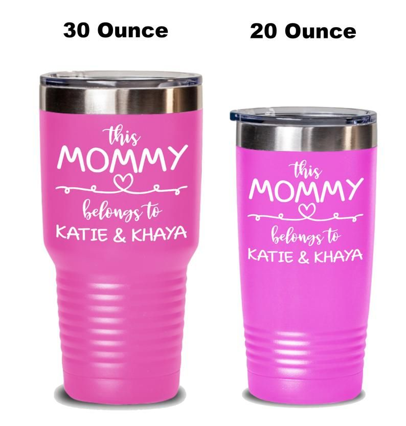 30oz Insulated Tumbler Schools Out Forever Personalized
