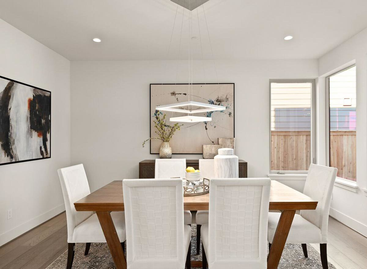 Plan 23703JD: Narrow Lot Modern House Plan | Luxury house ...