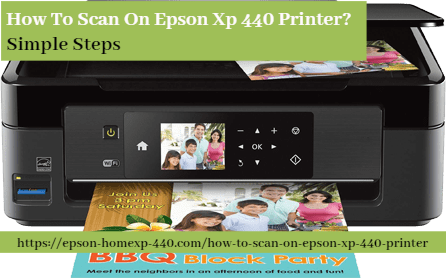 How Do I Get My Epson Printer To Scan