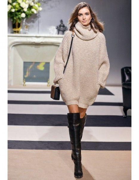 mode pull femme 2015
