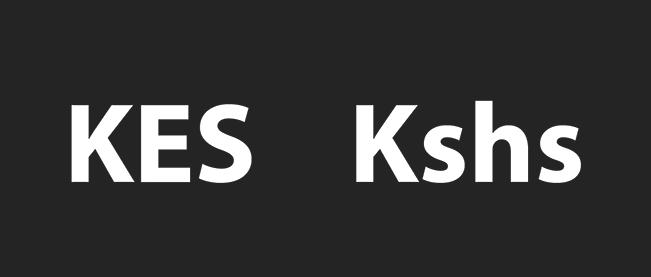 Ark Kenya Shilling Symbol Shilling Kenya Sign Pinterest