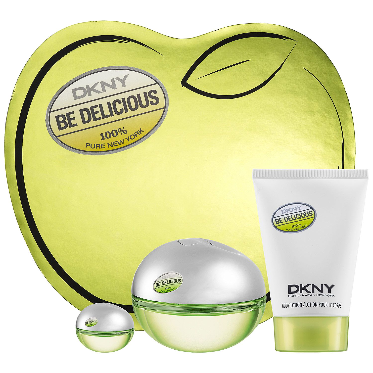 Dkny Be Delicious Gift Set Perfume Gift Sets Sephora Dkny