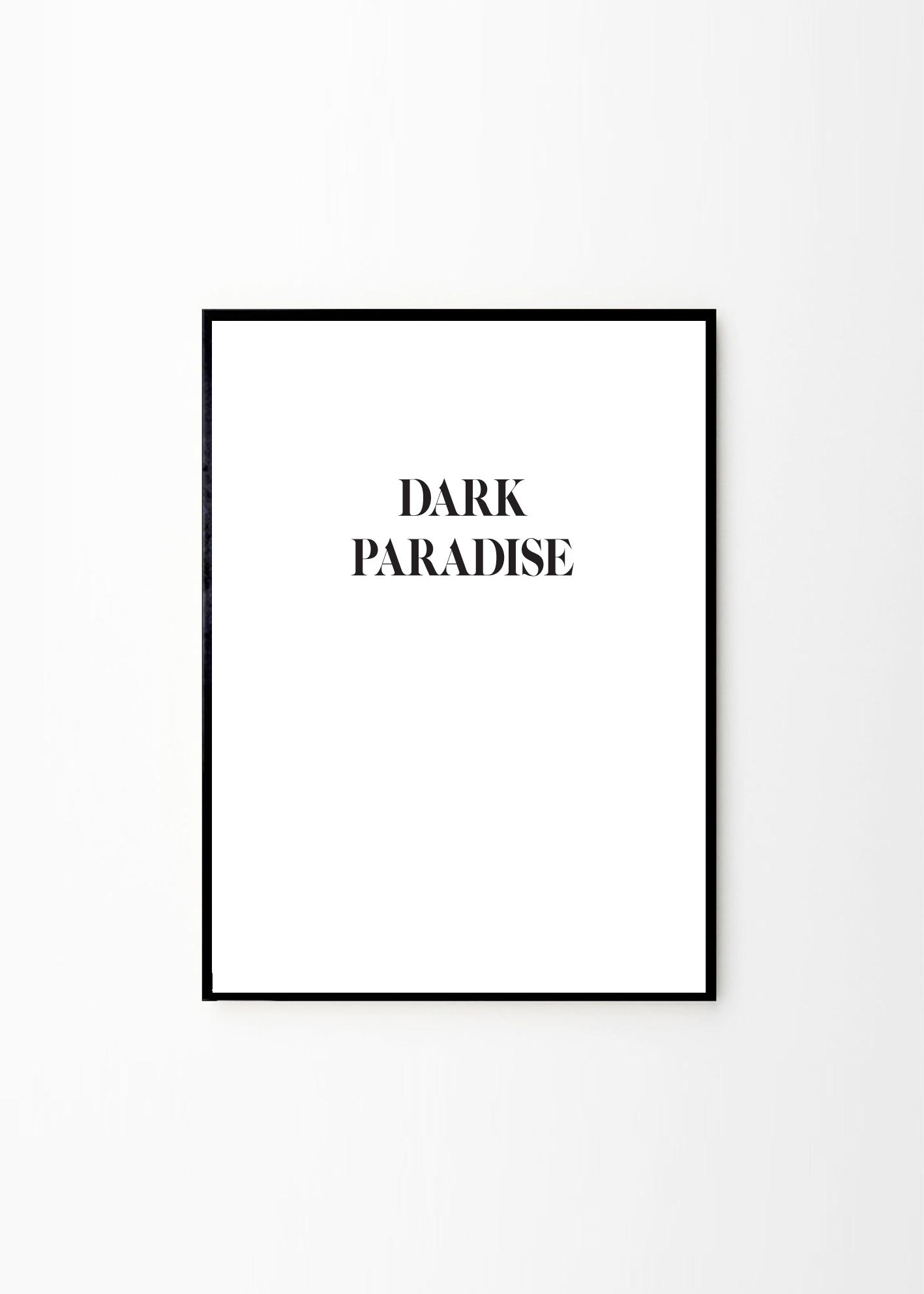 Pin By Aria Jimenez On Art Print Art Shop Dark Paradise Print