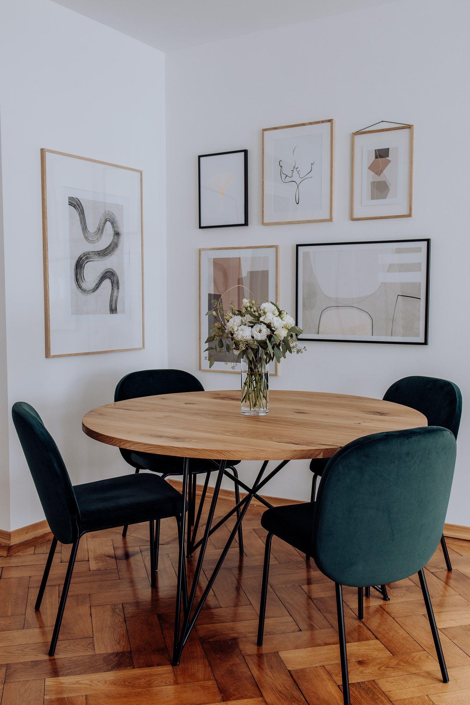 Wohnungs-Update: Unser neuer Essbereich – Josie Loves
