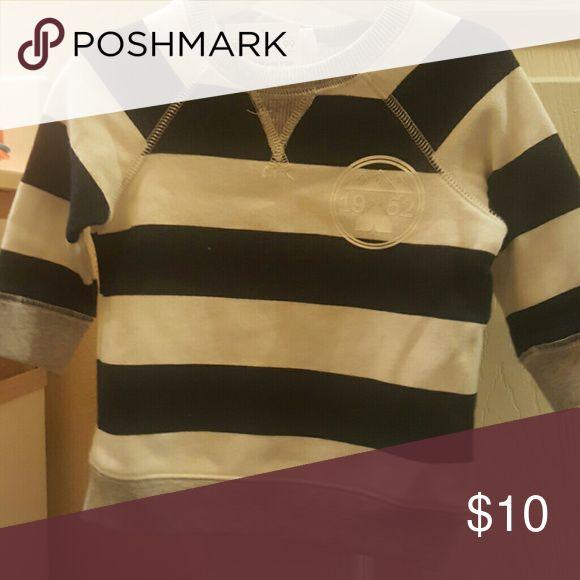 Spotted while shopping on Poshmark: H&M BOYS Blue and White sweatshirt! #poshmark #fashion #shopping #style #H&M #Other