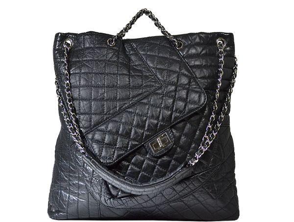 Chanel - Karl Lagerfeld Cabo Handbag - Black