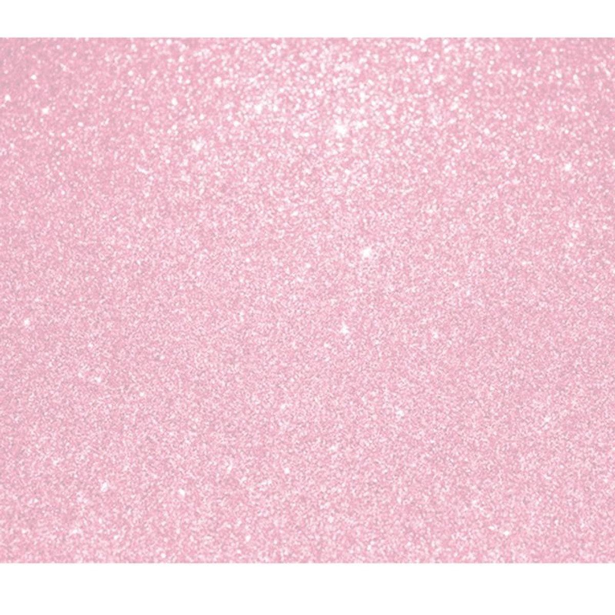 Rouleau d/'adhésif décoratif pailleté rose 45 x 150 cm