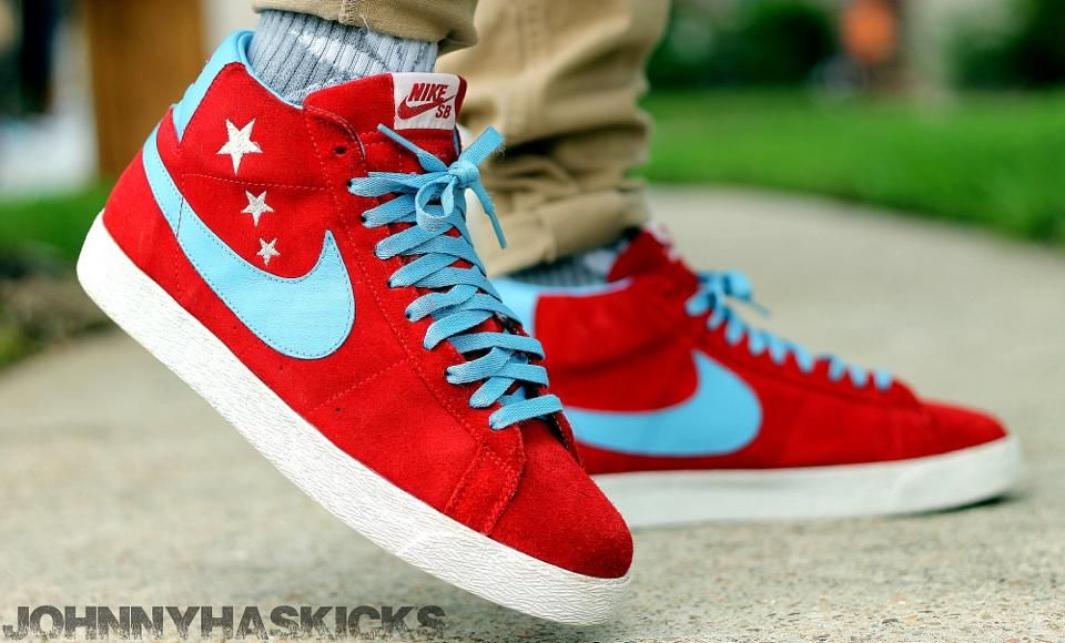 save off f7a41 7723d Nike Blazer SB Vanilla Ice (by Johnny Ngo)