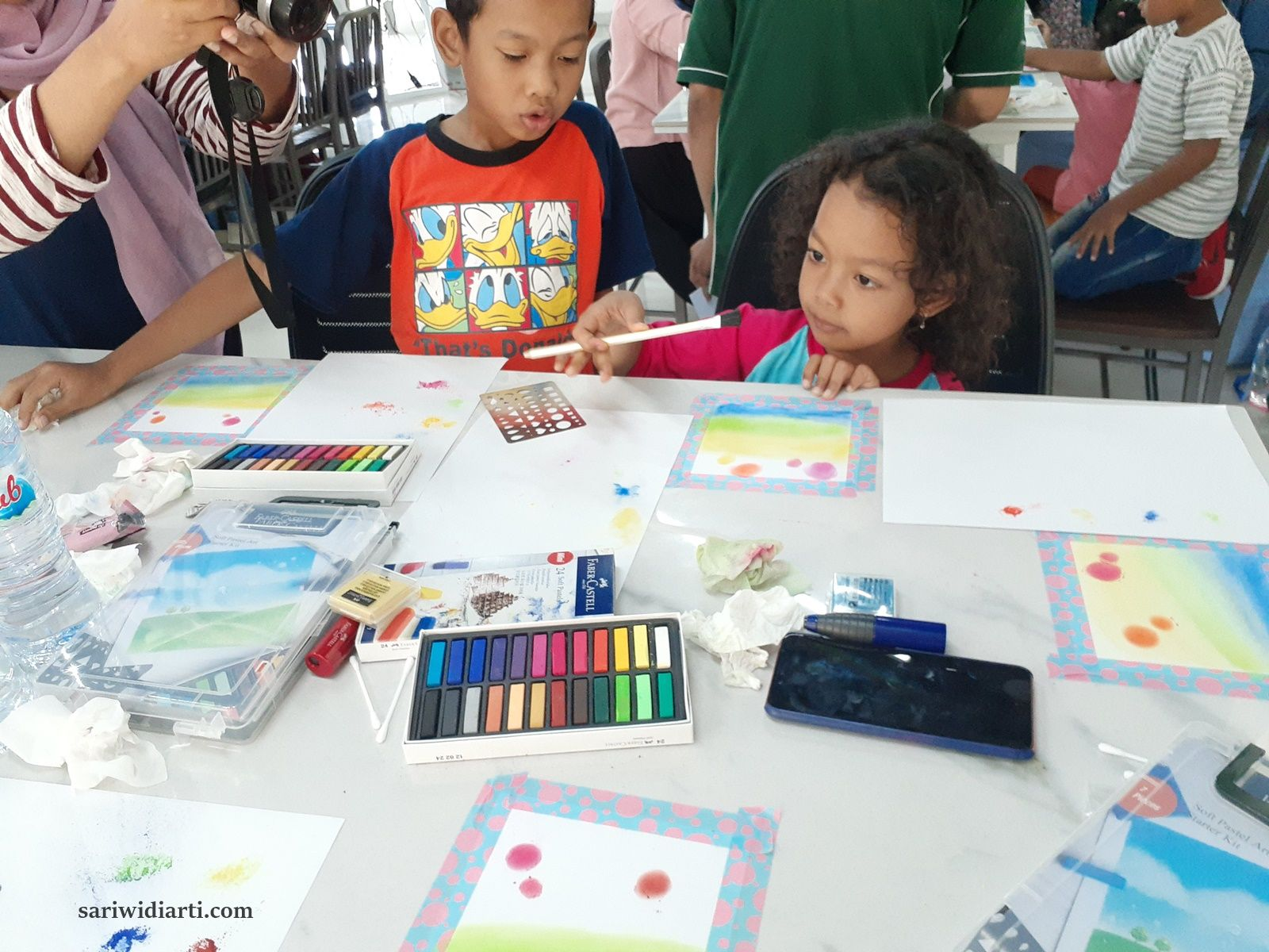 workshop menggambar surabaya
