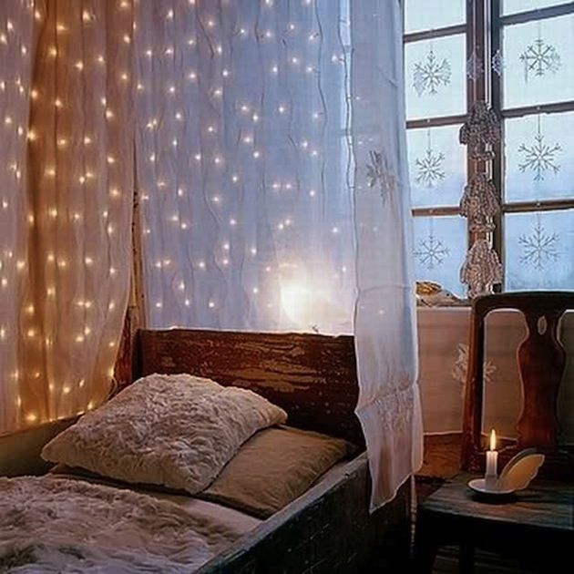 String Lights Ideas For Bedroom : Best 25+ Indoor string lights ideas on Pinterest Indoor lights, String lights and Plant decor
