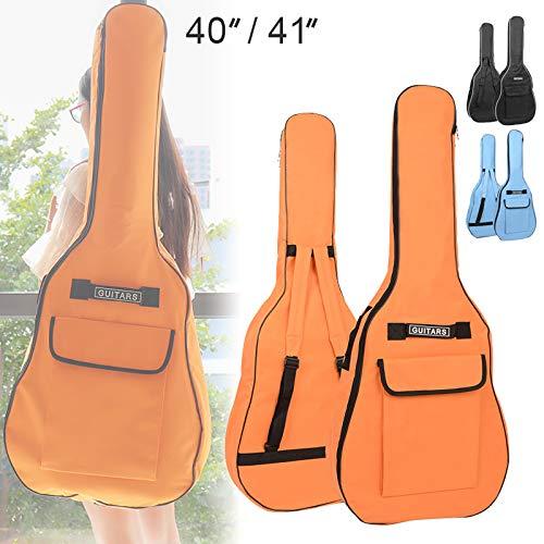 Yipaisi 41 Inch Acoustic Guitar Bag Guitar Bag Instrumentstogo Com Guitar Bag Acoustic Guitar Guitar