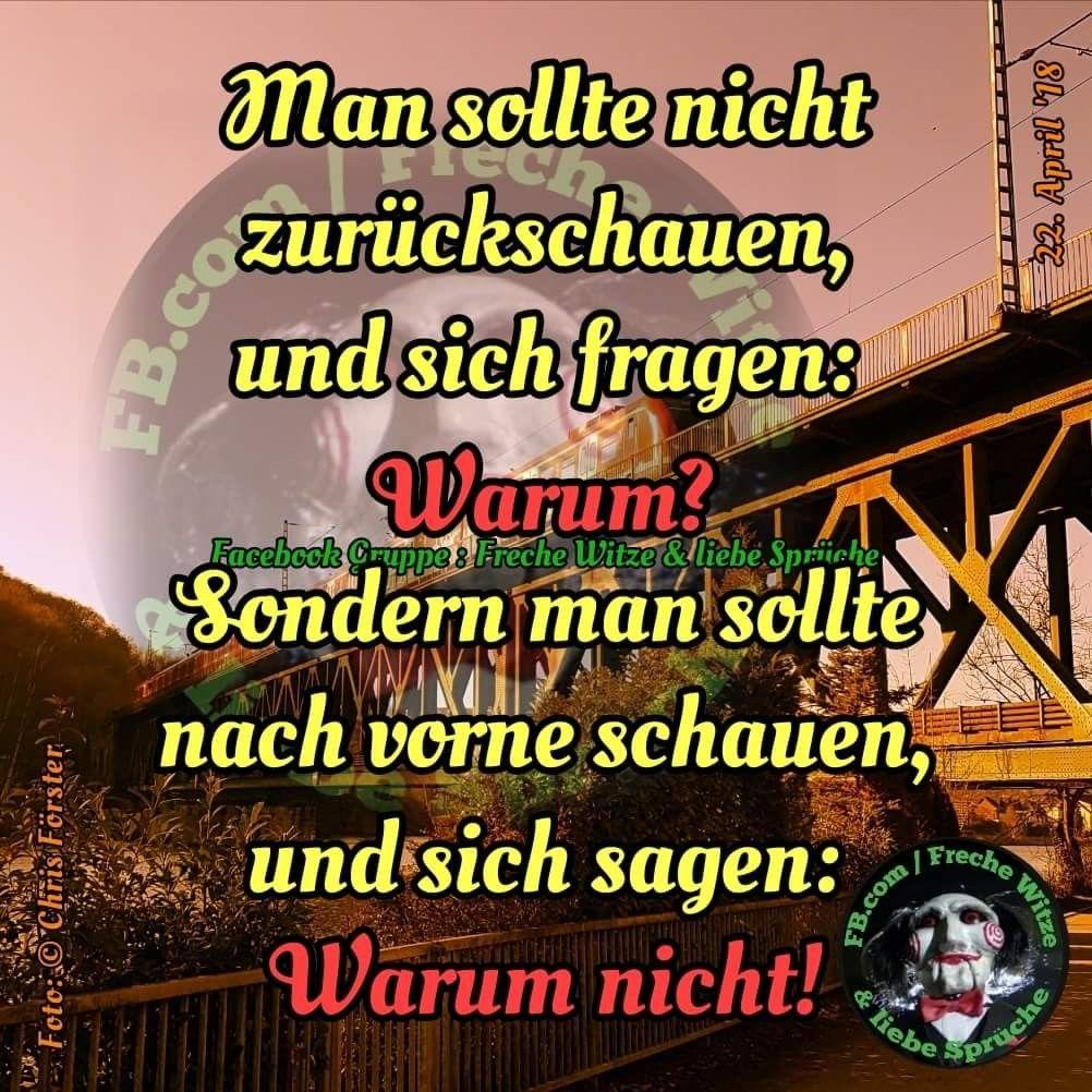 Facebook Gruppe : Freche Witze & liebe Sprüche #spruch #gefühle