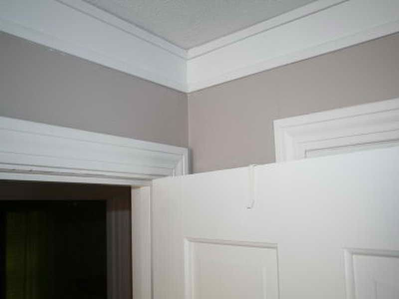 Modern crown molding ideas google search fillmore for Modern trim molding styles