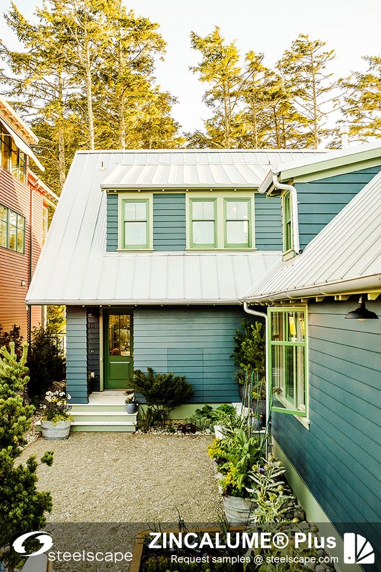 Metal Roof And Siding Inspiration In 2020 Metal Roof Outdoor Decor Steel