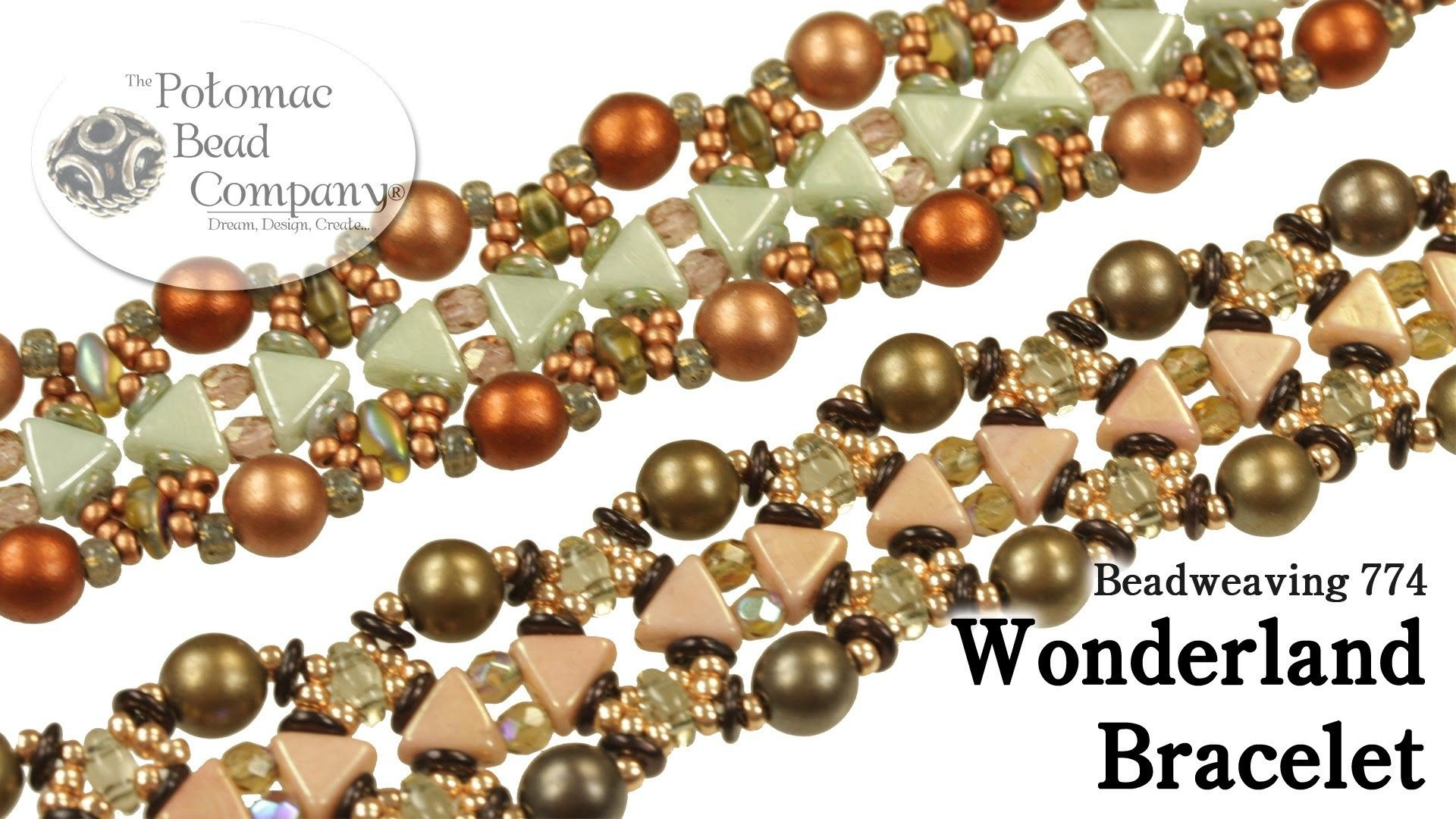 Wonderland bracelet bracelets beaded christmas ornaments and