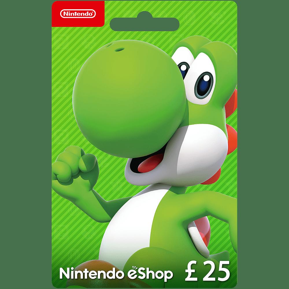 Nintendo Card £25 in 2020 Nintendo Xbox