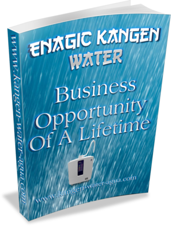 Enagic Kangen Water Business Opportunity Of A Lifetime Www Kangendemo Healthybydannorris
