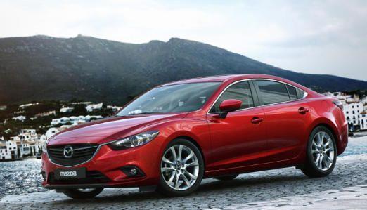 Mazda Ruckrufe Fur Den Mazda 5 Und Den Mazda 6 Mazda Limousine Autos