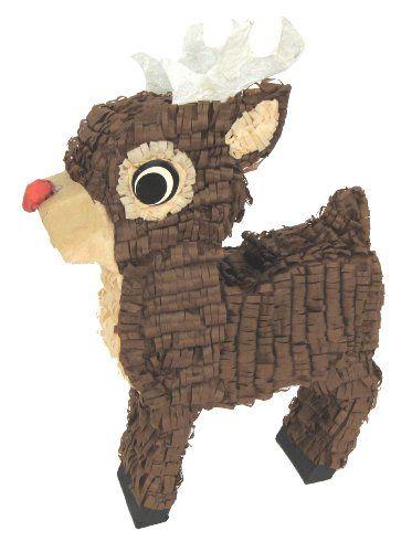 Christmas Reindeer Pinata 17 50 Topseller Holiday