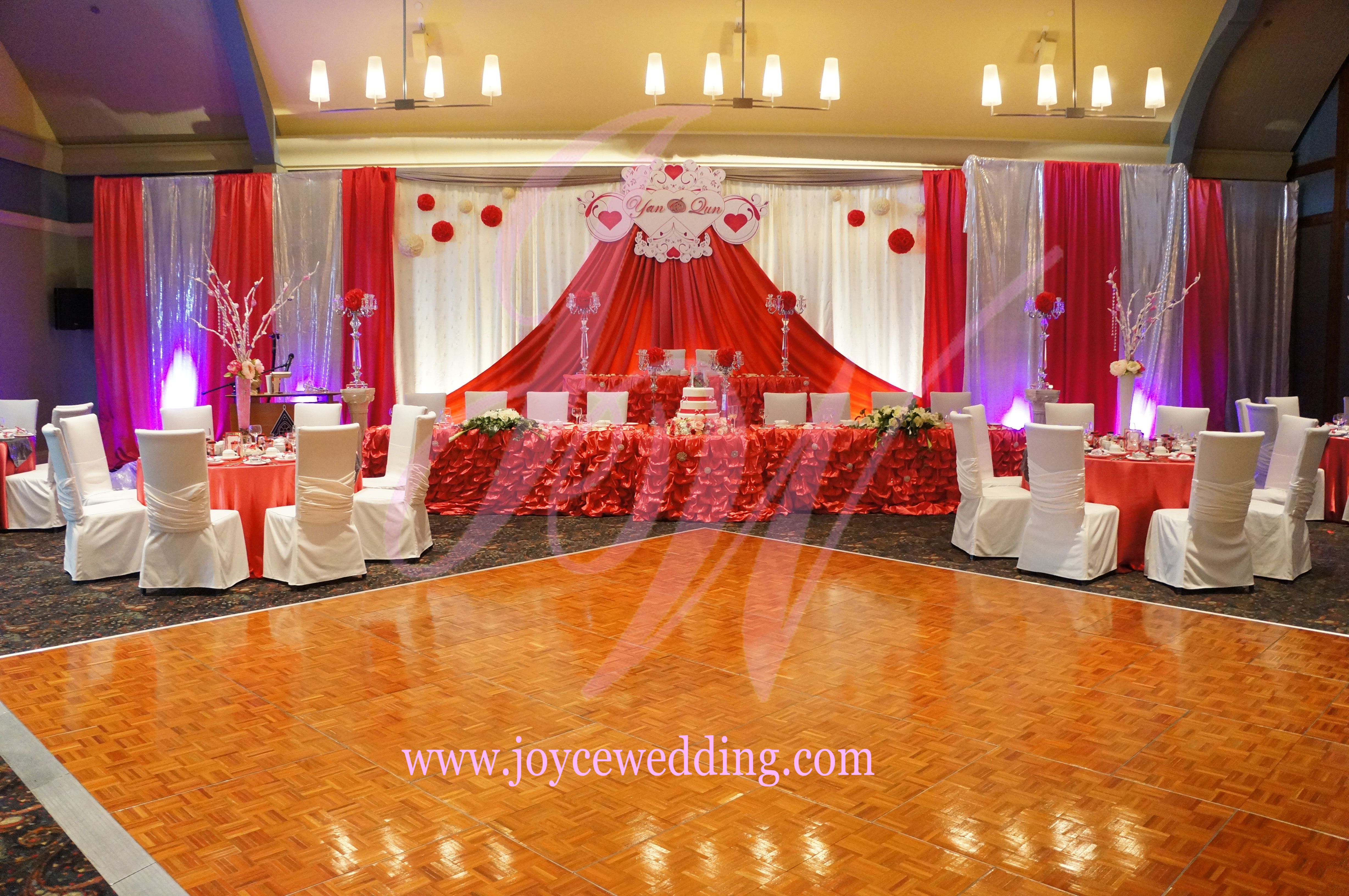 Uncategorized Wedding Reception Backdrop Decorations red backdrop reception decoration backdrops and decoration
