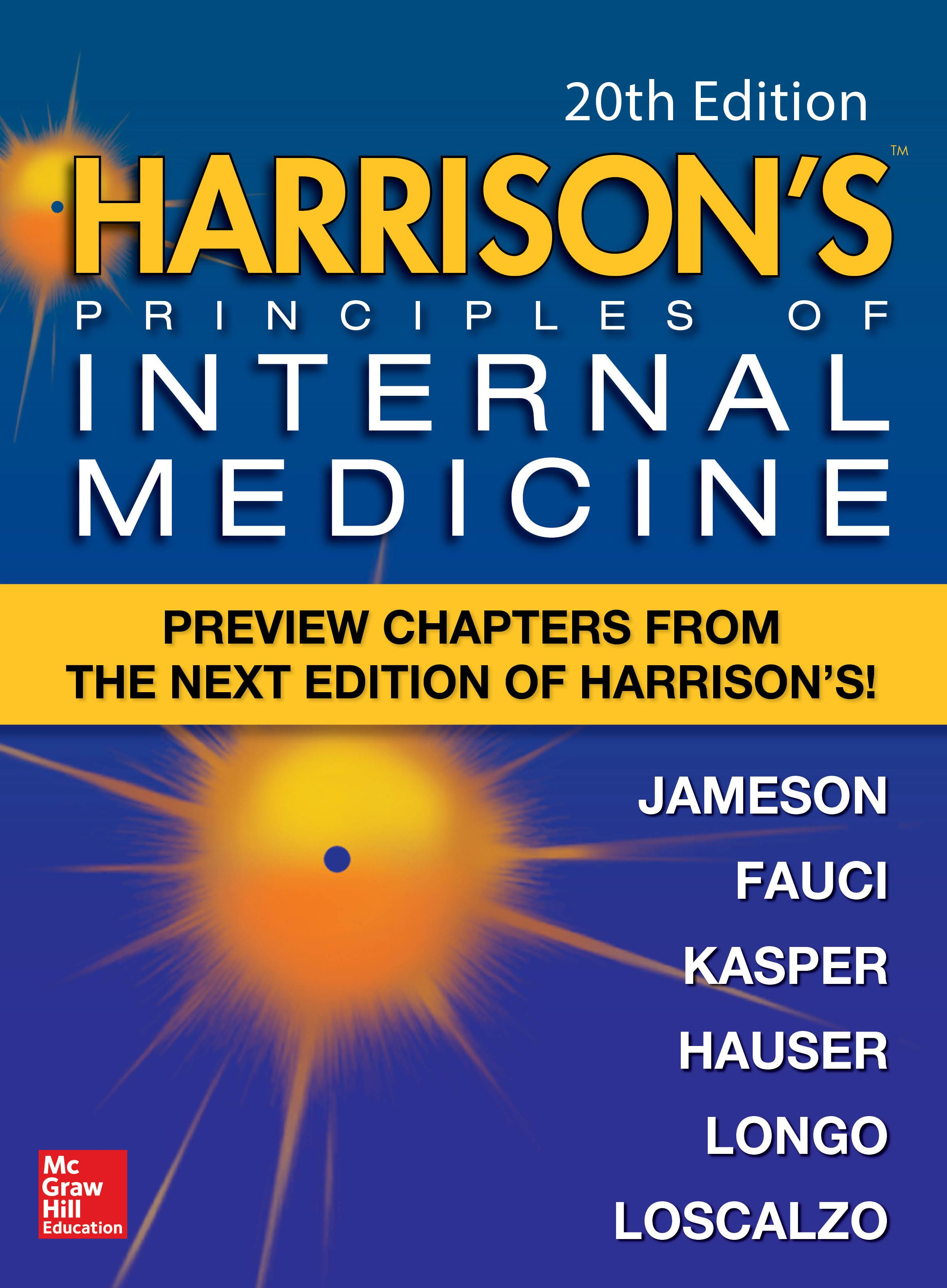 Harrison's Principles of Internal Medicine, 20e | AccessMedicine |  McGraw-Hill Medical