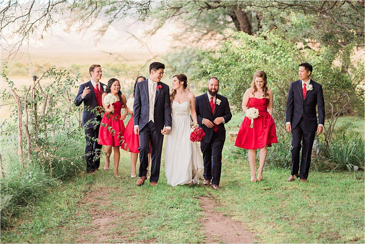 Hannah & Jonathan [Agua Linda Farms, Amado, AZ Wedding