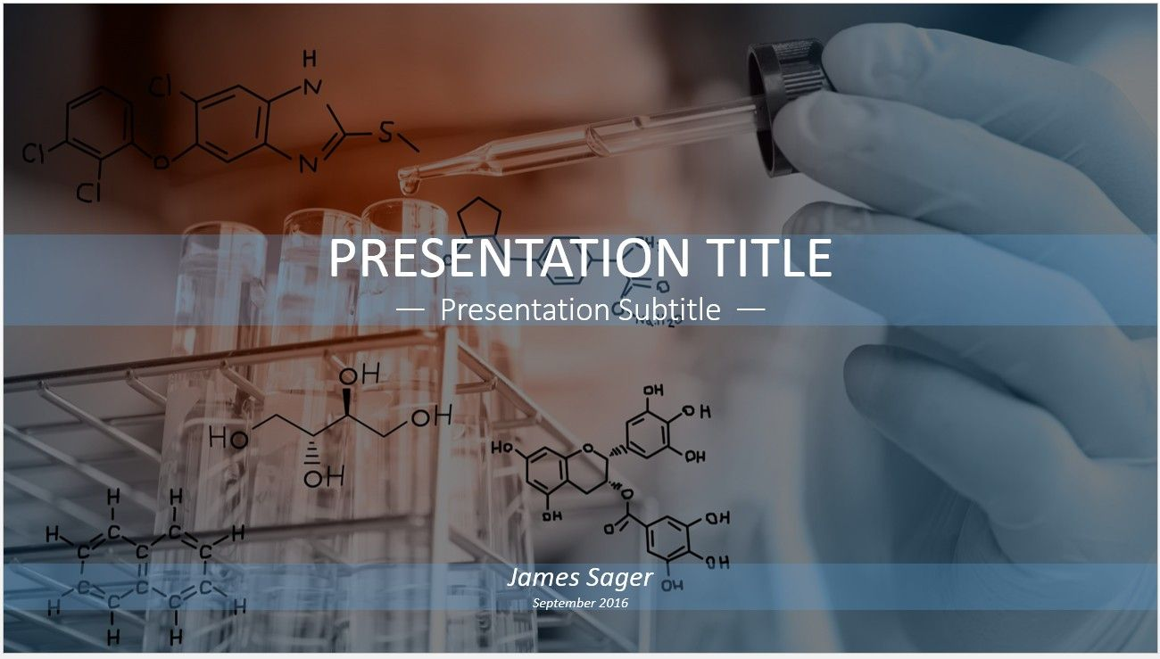 Science Lab Powerpoint Template Free Powerpoint Templates