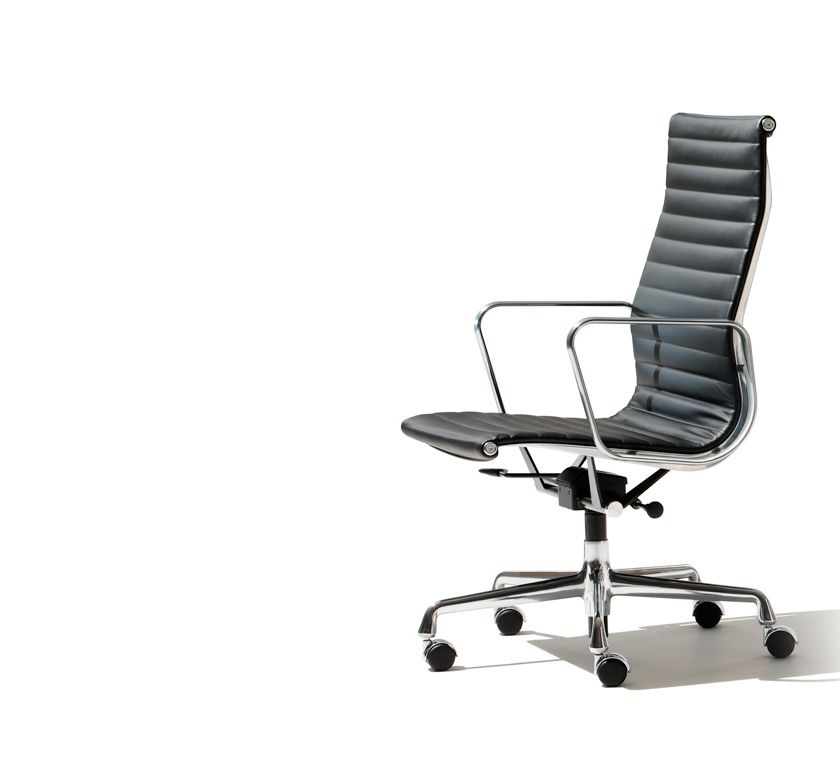 Eames Aluminum Group - Silla ejecutiva - Herman Miller | Diseño de ...