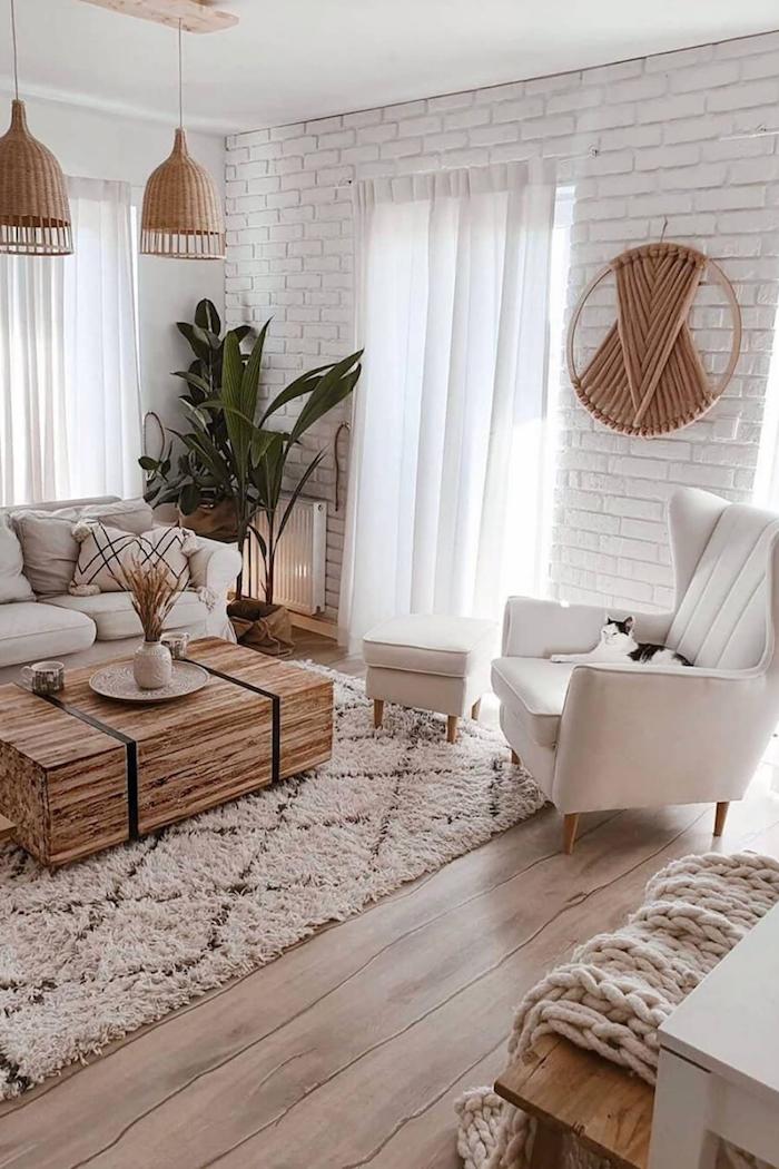▷ 1001+ verblüffende Ideen für stilvolle Deko für das Wohnzimmer