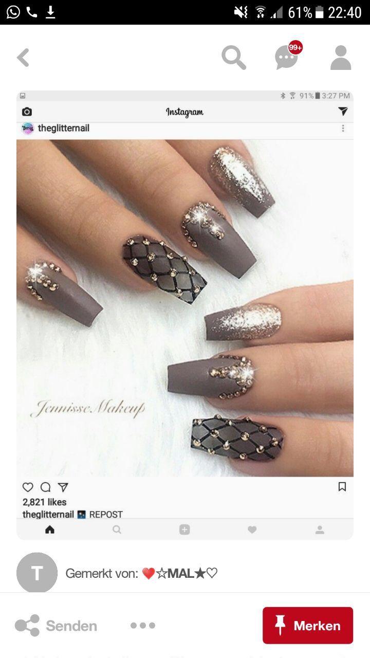 Pin by ana cristel ortiz bixler on nailssud pinterest nail nail