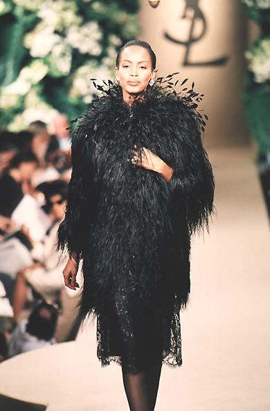 Yves Saint Laurent: Haute Couture Automne 1998