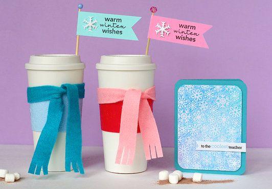 creative party ideas by cheryl holiday teacher gift idea