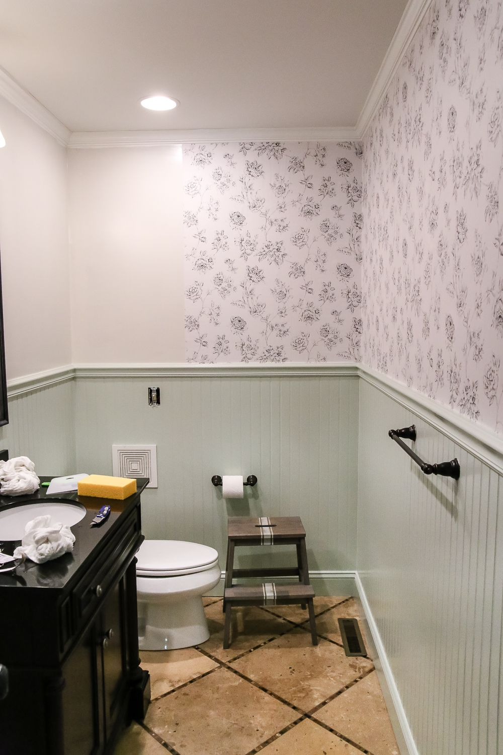 Beginner S Guide To Hanging Wallpaper How To Hang Wallpaper Wallpaper Hanging