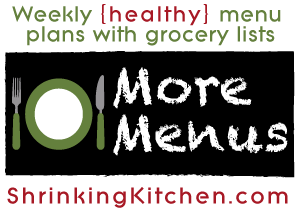 New meal ideas for weekly planning!