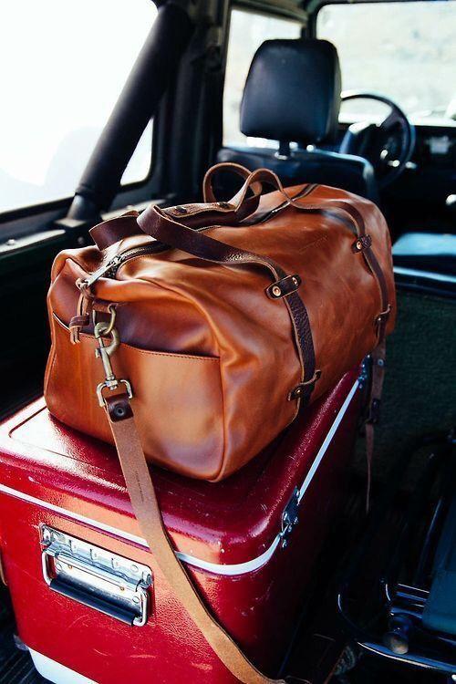 147cc6f3f22e7 GENTLEMAN'S ESSENTIALS Duffle Bag Men, Mens Leather Duffle Bag, Leather  Suitcase, Duffle Bag