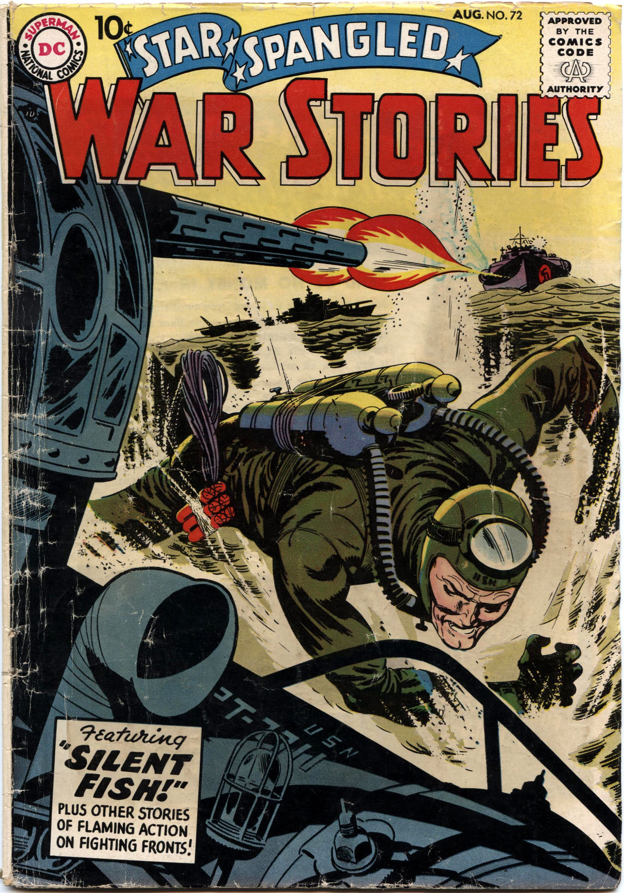 Idea by Zam on Comics at War War comics, Comic book