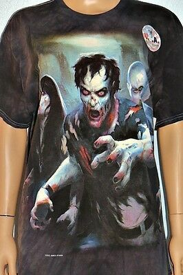 Zombie Apocalypse Shirt: S - NEW! Horror Vampire Scary Gothic Halloween Gift #affilink #halloween #happyhalloween #halloween2017 #trickortreat #halloweenparty #halloweenmakeup #halloweenmakeupideas #halloweencostume #halloweengiveaway #halloweencontest #halloweenparty #halloweentheme #halloweennight #halloweenhaunt #halloweendecorations #halloweenfun #halloweencandy #halloween #halloweenmask #halloweenbaby #halloweentown #halloweenspirit #outdoordecorations #zombieapocalypseparty Zombie Apocalyp #zombieapocalypseparty