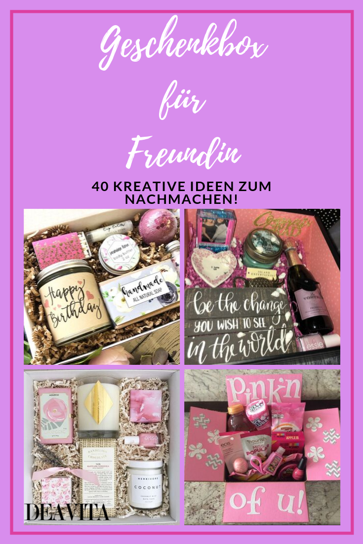 45+ Geschenke fuer beste freundinnen Sammlung